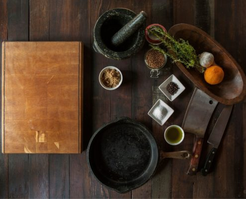 Étude des usages digitaux en cuisine