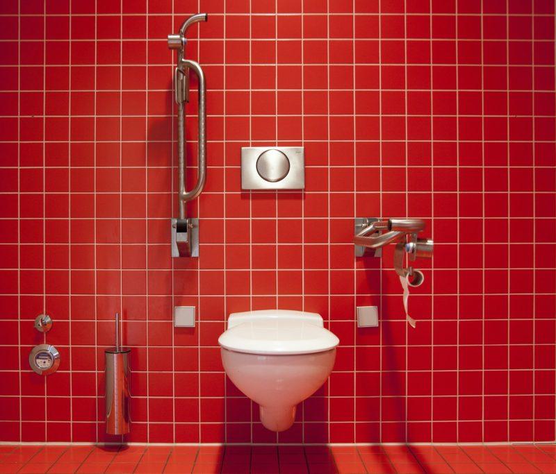 Audit de l'installation de bâti de toilettes