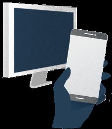 Web et app multi device