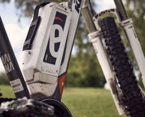 Conception de l'interface d'un vélo électrique