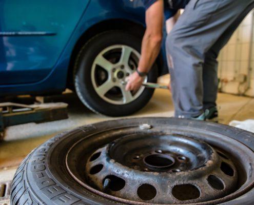 Optimisation de parcours d'achat de pneumatiques